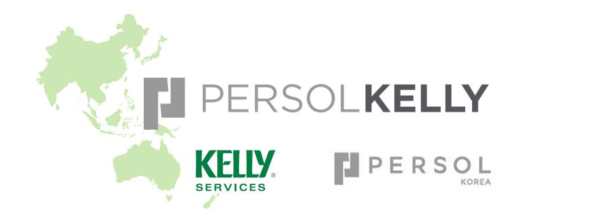 KELLY SERVICES + PERSOL KOREA = PERSOLKELLY